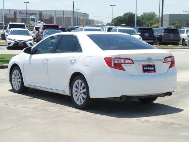 2013 Toyota Camry XLE V6 For Sale | Houston TX