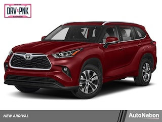 New 2021 Toyota Highlander XLE SUV for sale in Houston