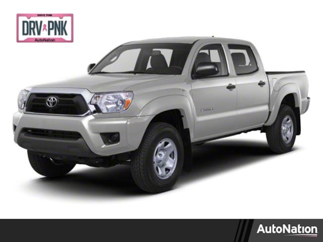 2013 Toyota Tacoma PreRunner V6 Automatic Truck Double Cab