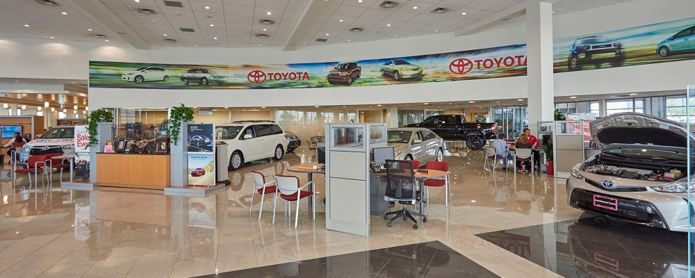 Autonation Toyota Gulf Freeway Finance Center Houston Tx