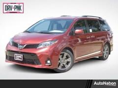 2020 Toyota Sienna SE 8 Passenger Van