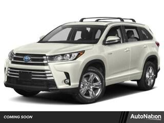 New 2019 Toyota Highlander Hybrid Limited Platinum V6 SUV for sale Philadelphia