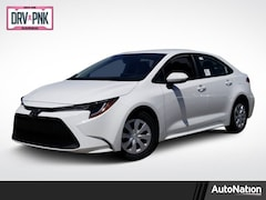 2020 Toyota Corolla L Sedan