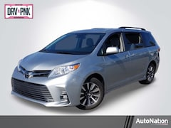 2020 Toyota Sienna XLE Premium 7 Passenger Van