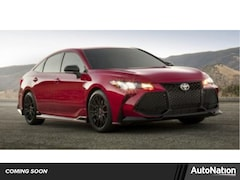 2020 Toyota Avalon TRD Sedan