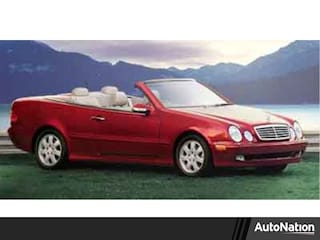Used 2003 Mercedes-Benz CLK-Class Base Convertible