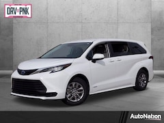 2021 Toyota Sienna LE 8 Passenger Van Passenger Van