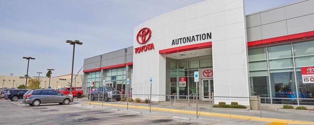 General Manager S Specials Autonation Toyota Las Vegas