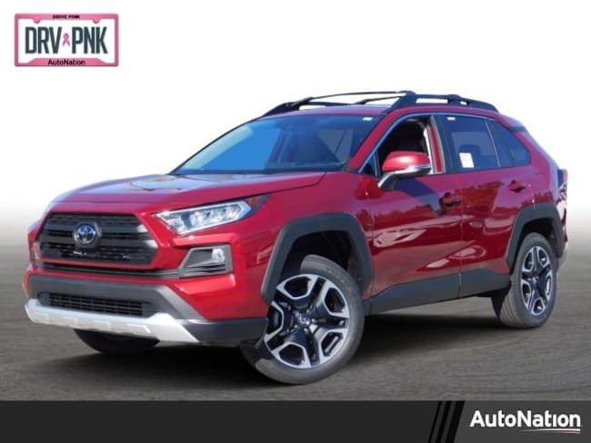 Las Vegas Toyota >> New 2019 Toyota Rav4 For Sale At Autonation Toyota Las Vegas