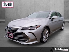 2021 Toyota Avalon Hybrid Hybrid Limited Sedan