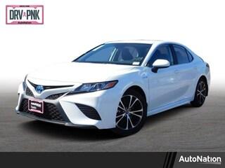 New 2019 Toyota Camry Hybrid Hybrid SE Sedan