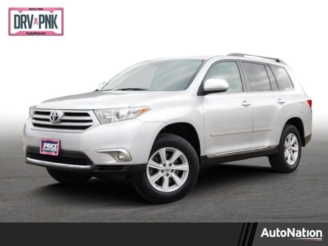 2012 Toyota Highlander Base SUV