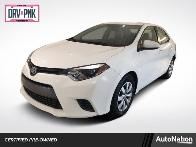 Used Certified Cars >> Toyota Certified Pre Owned Cars Austin Tx Autonation