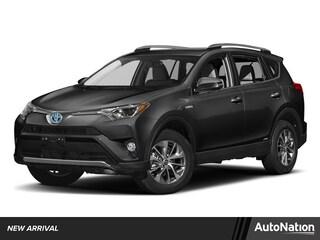 New 2018 Toyota RAV4 Hybrid Hybrid LE Plus SUV in Easton, MD