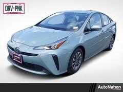 2020 Toyota Prius Limited Hatchback