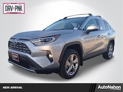 2020 Toyota RAV4 Hybrid Hybrid Limited SUV
