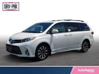 2018 Toyota Sienna Limited Mini-van Passenger