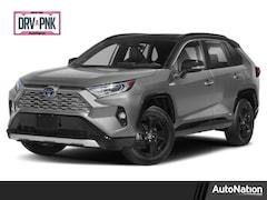 2019 Toyota RAV4 Hybrid Hybrid XSE SUV