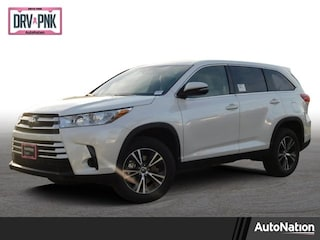 New 2019 Toyota Highlander LE SUV in Easton, MD