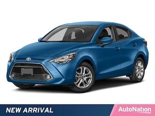 2018 Toyota Yaris iA Base A6 Sedan