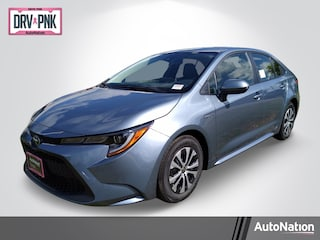 Used 2021 Toyota Corolla Hybrid Hybrid LE Sedan for sale in Austin, TX