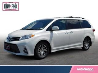 2018 Toyota Sienna XLE Premium Mini-van Passenger