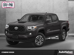 2021 Toyota Tacoma TRD Sport Truck Double Cab