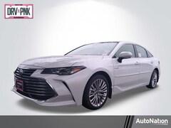 2020 Toyota Avalon Hybrid Hybrid Limited Sedan