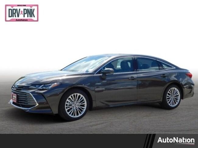 2019 Toyota Avalon Hybrid Hybrid Limited Sedan