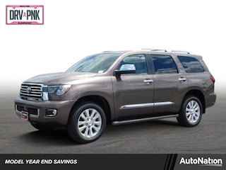 New 2018 Toyota Sequoia Platinum SUV for sale Philadelphia
