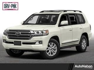 New 2019 Toyota Land Cruiser SUV for sale Philadelphia