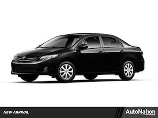 2013 Toyota Corolla L Sedan