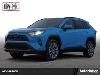 New 2019 Toyota RAV4 LE SUV in Easton, MD