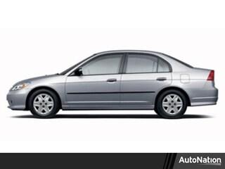 Used 2005 Honda Civic VP Sedan for sale