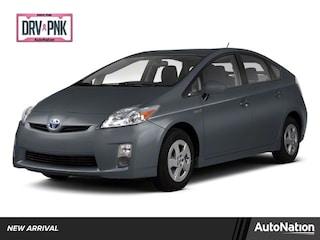 2011 Toyota Prius Three Hatchback