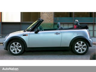 2005 MINI Cooper Base Convertible