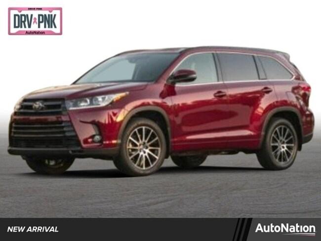2019 Toyota Highlander Limited SUV