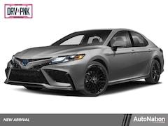 2021 Toyota Camry Hybrid Hybrid LE Sedan