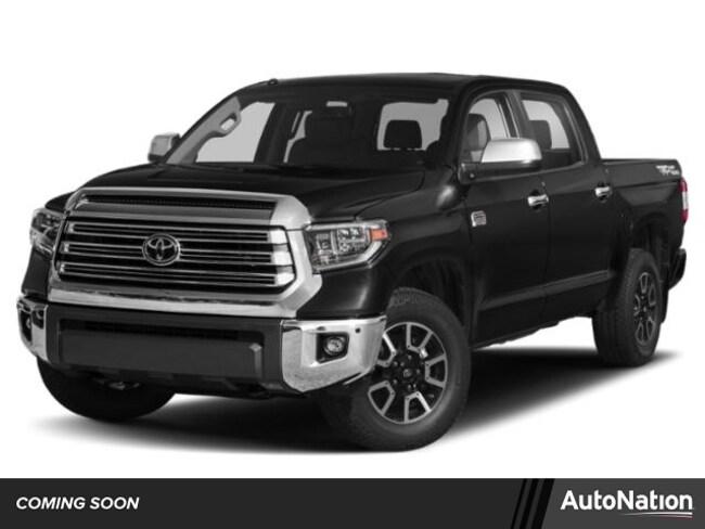 2019 Toyota Tundra 1794 Edition Truck CrewMax