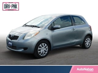 2008 Toyota Yaris Base Hatchback