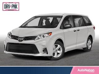 2018 Toyota Sienna LE Mini-van Passenger