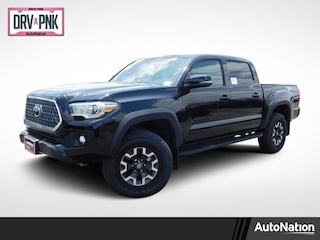 New 2019 Toyota Tacoma TRD Off Road Truck Double Cab