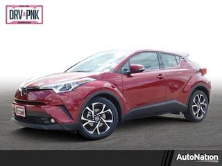 New 2019 Toyota C-HR Limited SUV for sale Philadelphia