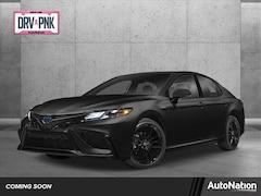 2022 Toyota Camry Hybrid Hybrid XSE Sedan