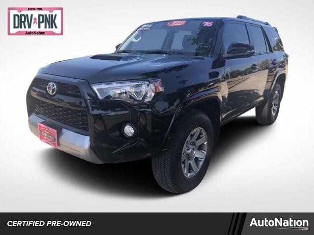 2016 Toyota 4Runner Trail Premium SUV