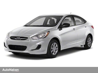 2012 Hyundai Accent GLS (A6) Sedan