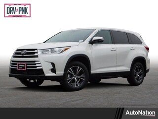 New 2019 Toyota Highlander LE Plus SUV