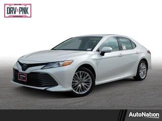 New 2019 Toyota Camry Hybrid Hybrid XLE Sedan