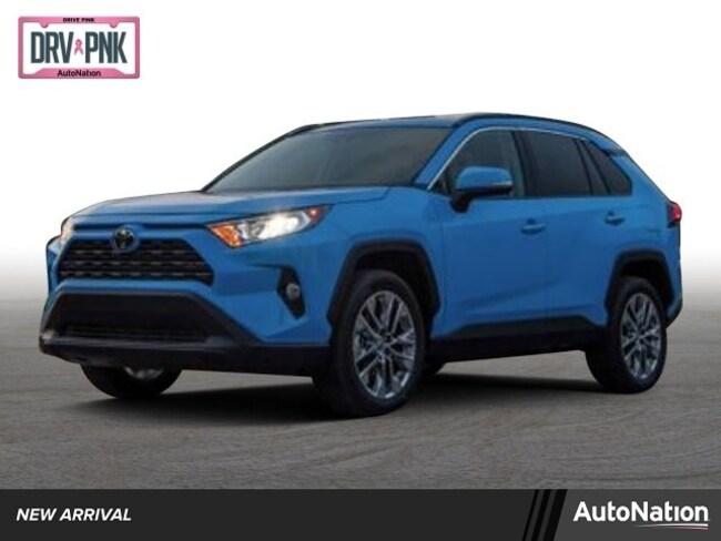 2019 Toyota RAV4 XLE SUV