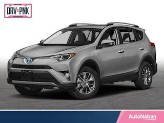 2018 Toyota RAV4 Hybrid Hybrid LE Sport Utility
